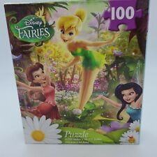 Disney 100 Piece Fairies Tinker Bell Puzzle Ages 3 & Up