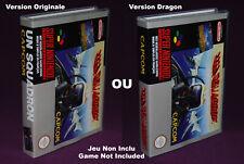 UN U.N. SQUADRON - Super Nintendo SNES FAH - Universal Game Case (UGC)