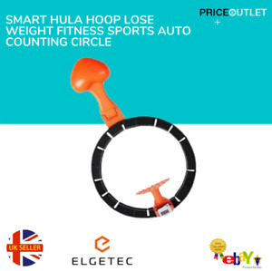 Smart Hula Hoop Lose Weight Fitness Sports Auto Counting Circle Detachable Hoops