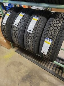 4 New Goodyear Wrangler Trailrunner At  - 275x60r20 Tires 2756020 275 60 20