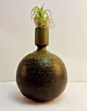 Vintage Otagiri OMC Pottery Vase made in Japan by the Otagiri Mercantile Company