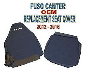 MITUBISHI FUSO CANTER (OEM) REPLACEMENT DRIVER SEAT COVER (2012-2016)