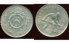 LUXEMBOURG 1 franc 1964   ( ca )