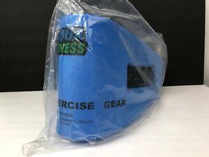 Aqua Fitness Buoyancy Belt Water Exercise Low Impact Workout - Blue