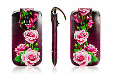 Glossy Pouches/Sleeves for Apple Phones