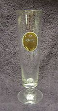 Loburg Biere de Luxe Pokal Stem Beer Glass Belgium
