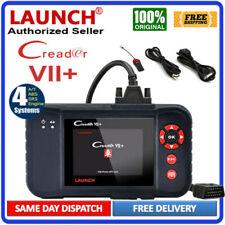 LAUNCH X431 VII+ PRO OBD2 Diagnostic Scanner Tool Car Code Reader Engine ABS SRS
