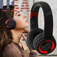 TR905 Wireless Bluetooth Headphones Foldable Stereo Earphones Super Bass Headset