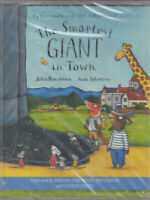 Smartest Giant In Town Julia Donaldson Cassette Audio Book New* FASTPOST