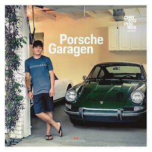 Porsche Garagen (356 911 930 904 Röhrl Schimpf Garages) Buch Bildband DEUTSCH