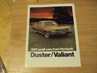 1974  Plymouth Gold Duster  Auto Refrigerator Tool Box  Magnet
