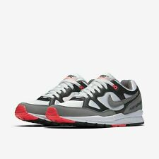 Nike Air Span II 2 Shoes Black Dust Solar Red White AH8047-005 Men's NEW