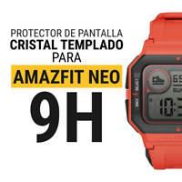 Protector Pantalla Cristal Templado PREMIUM para XIAOMI AMAZFIT NEO Sentete ®