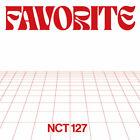 NCT127 - Favorite (3rd Album Repackage) Brand New & Sealed