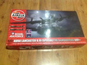 1/72 AIRFIX LANCASTER BIII SPECIAL DAMBUSTERS