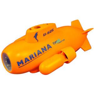ThorRobotics Underwater Drone Mini Mariana RC Submarine HD Waterproof Camera FPV