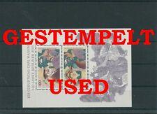 Germany Bund BRD Jahrgang 1994 Block 28 gestempelt used weitere sh Shop