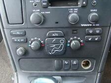 VOLVO XC70 HEATER /AIR CON CONTROLS 04/03-11/07