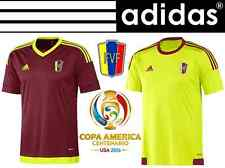 Venezuela Official T-Shirt Vinotinto Copa América Centenario USA 2017 Home/Away