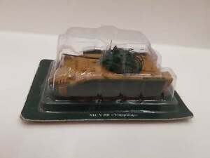 MCV-80 WARRIOR deagostini TOY Tank model Car present gift 1/72 scale new