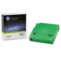 "HP 1/2"" Ultrium LTO-4 Cartridge 2600ft 800GB Native/1.6TB Compressed Capacity"