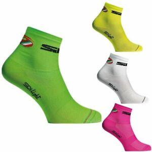 New SIDI Women Short Sports Cycling Socks Men Mesh Breathable Sports Running