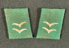 More details for ww2 german luftwaffe air traffic control uniform collar tabs
