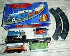 Collectible Anastasia Toy Train Set 1997 Burger King 20th Century Fox Railroad