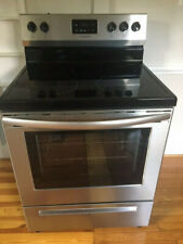 New listing New Frigidaire 30-Inch Smooth Surface Standalone Electric Oven Range Stainless