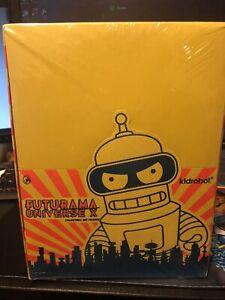 Futurama Universe X Mini Series New Sealed Display Case 24 pcs by Kidrobot