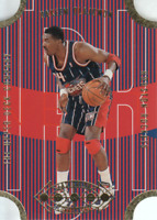 1996-97 Upper Deck Basketball Fast Break Connections #FB5 Hakeem Olajuwon
