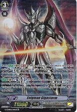 CARDFIGHT VANGUARD CARD: ENIGMAN GIGASTORM - G-CHB02/S19EN SP