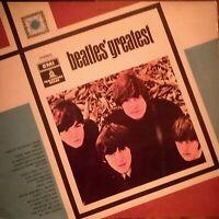 Beatles' Greatest - Odeon Vinyl LP OMHS 3001 (Holland)
