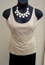 Spanx Sara Blakely cami shaper plus size 1x shapewear $66 nude camisole tank top