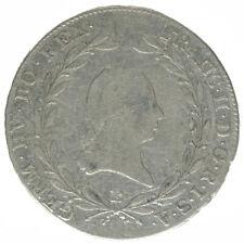 RDR, Österreich, Habsburg, Franz II., 20 Kreuzer 1794 E, A24011