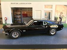 Danbury Mint 1969 Ford Mustang Boss 429 1:24 Diecast Car W/ Papers