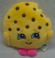 "Shopkins SOFT KOOKIE COOKIE 6"" Pillow Plush STUFFED ANIMAL Toy"