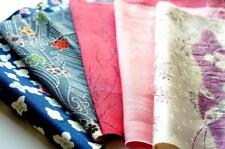 Crafts Less than 1 Metre 100% Silk Fabric