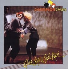 Thompson Twins Quick Step & Side Kick ARISTA RECORDS MADE IN JAPAN 1983 RAR!
