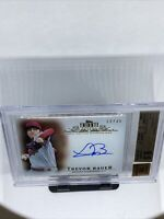 2013 Topps Tribute Auto Trevor Bauer Sepia Ref BGS 9.5 3 Pop None Higher!! /35!!