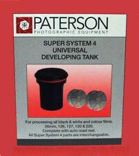Paterson Super System 4 Universal Tank Sviluppo 35mm