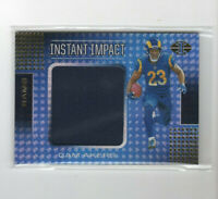 2020 Illusions Instant Impact Cam Akers Jersey Relic Rookie Card Rams RB!
