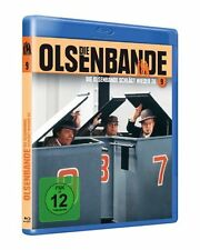 Die Olsenbande schlägt wieder zu - 9 Teil - Blu Ray