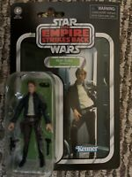 Star Wars Vintage Collection Empire Strikes Back Han Solo Bespin Action Figure