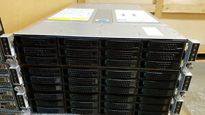 Intel H2312XXLR2, 4x  Node HNS7200AP, 4x Phi 7230 CPUs