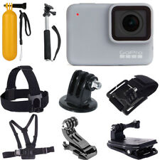 Cámara Digital GoPro Hero 7 (Blanco) Impermeabl de Acción + accesorios de valor superior!