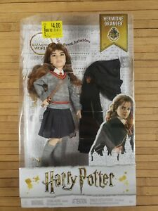 Harry Potter Hermione Granger Doll Wizarding World FYM51 2018 Mattel Gryffindor