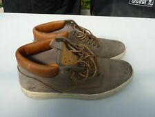 Timberland Sneakers in braun Leder Gr. 42 UK 8