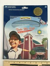 2008 TAKE ME OUT TO THE BALL GAME Kids Game Book & CD & First Day Cover stamp