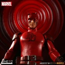 One:12 Collective DAREDEVIL (Red) Action Figure MARVEL Comics MEZCO In Stock
